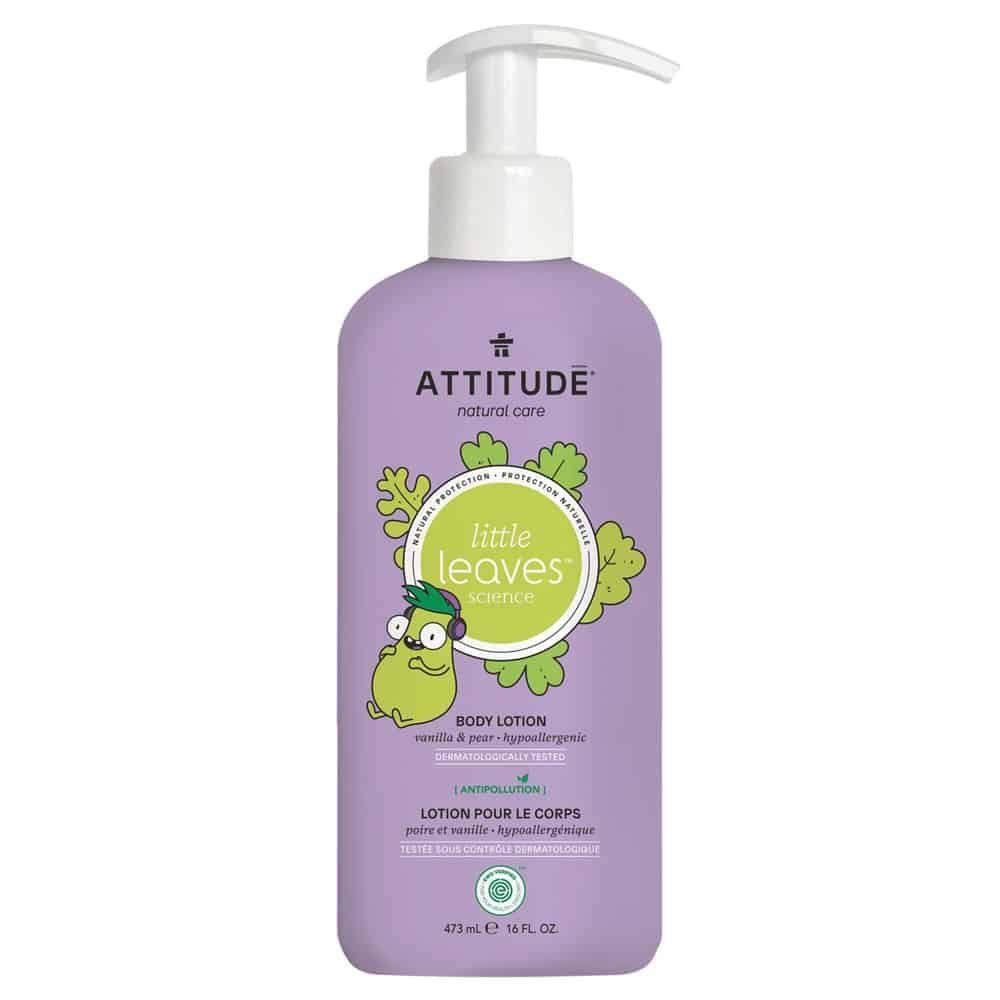 Attitude Kids Body Lotion