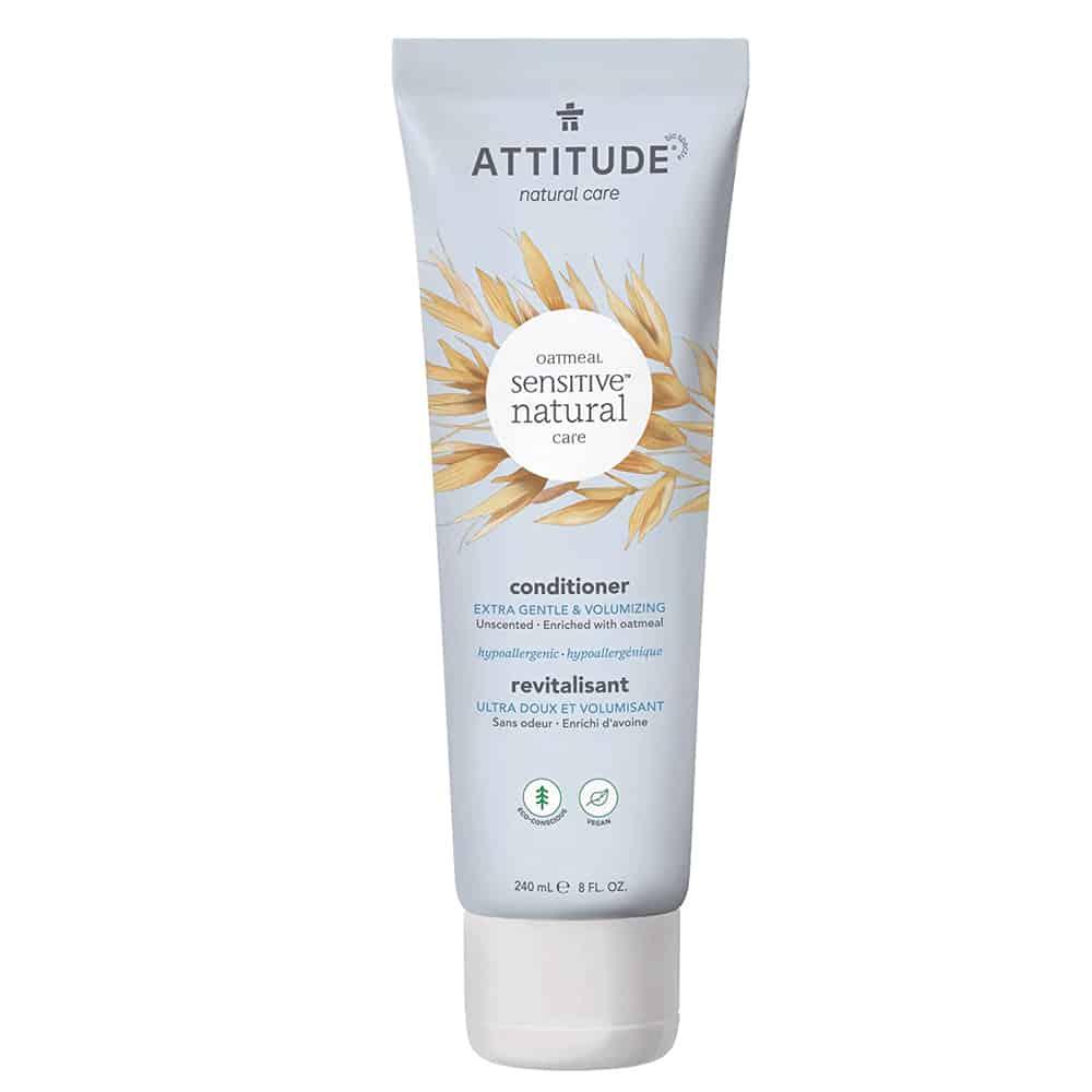 Attitude Unscented Sensitive Skin Conditioner