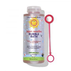 California Baby Super Sensitive Bubble Bath