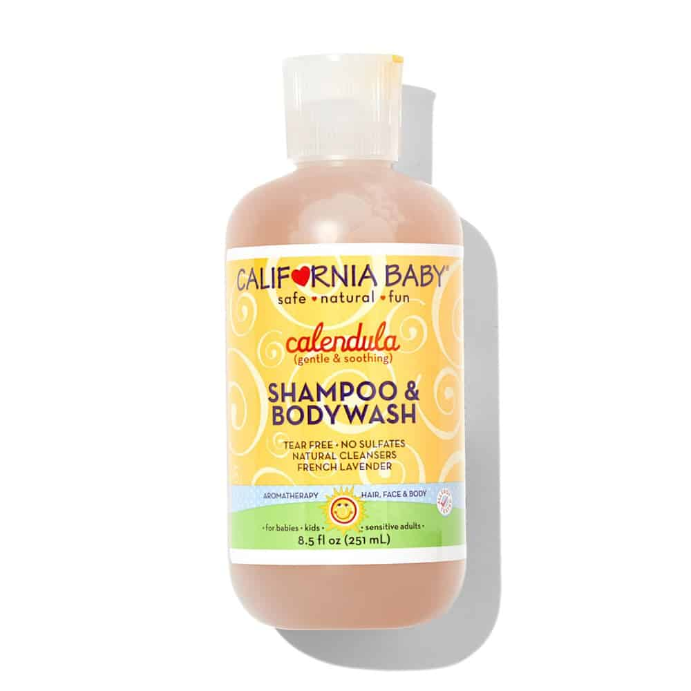 California Baby Calendula Shampoo & Body Wash