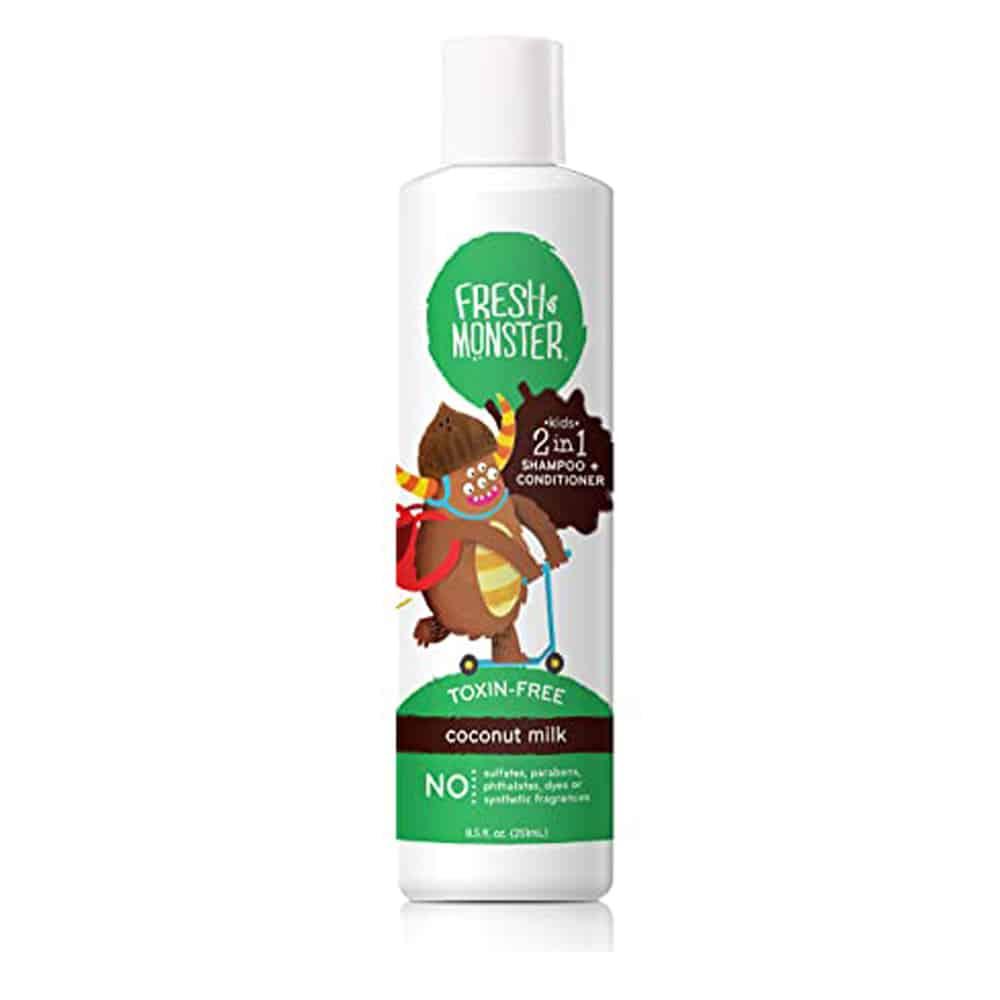 Fresh Monster Shampoo + Conditioner