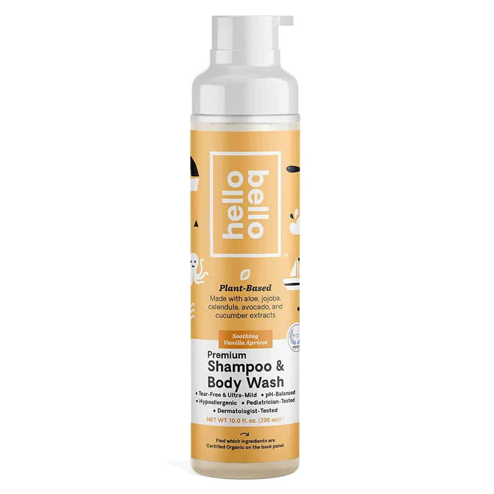 Hello Bello Shampoo & Body Wash