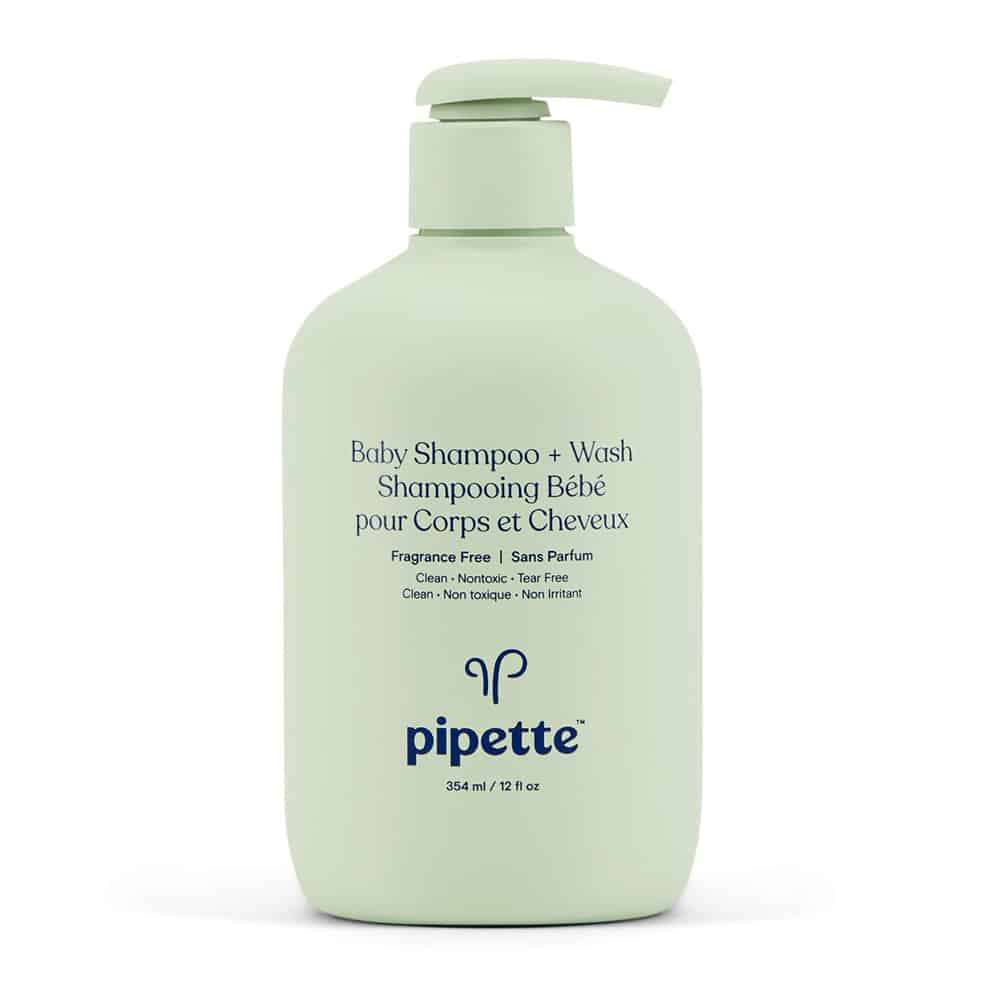 Pipette Baby Shampoo
