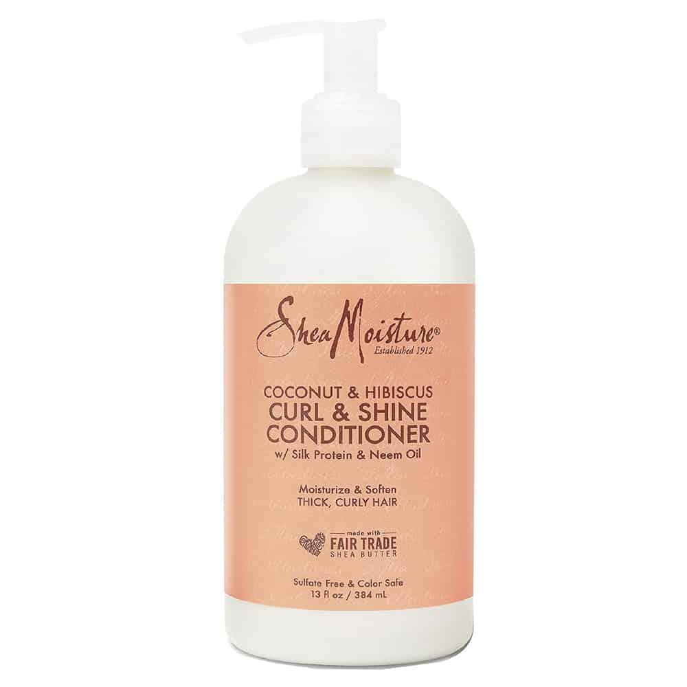 Shea Moisture Conditioner