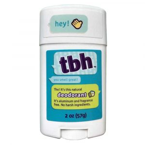 tbh deodorant