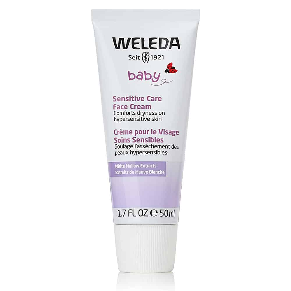 Weleda Sensitive Care Baby Face Lotion