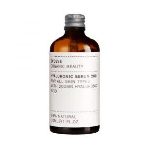 Evolve Organic Beauty Hyaluronic Serum 200